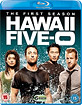 Hawaii Five-0: The Complete First Season (UK Import ohne dt. Ton) Blu-ray