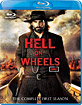 Hell On Wheels: The Complete First Season (Region A - US Import ohne dt. Ton) Blu-ray