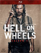 Hell On Wheels: The Complete Second Season (FR Import ohne dt. Ton) Blu-ray