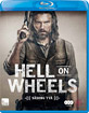 Hell on Wheels: The Complete Second Season (SE Import ohne dt. Ton) Blu-ray