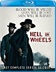 Hell On Wheels: Seizoen 1 (NL Import ohne dt. Ton) Blu-ray