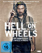 Hell on Wheels - Die komplette zweite Staffel Blu-ray