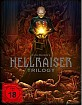 Hellraiser Trilogy (Deluxe Edition) (Limited Edition) Blu-ray