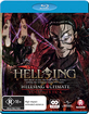 Hellsing Ultimate - Vol. 9 & 10 (AU Import ohne dt. Ton) Blu-ray