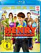 Henry, der Schreckliche 3D (Blu-ray 3D) Blu-ray