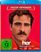 Her (2013) (Blu-ray + UV Copy) Blu-ray