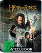 Der Herr der Ringe - Die Rückkehr des Königs (Steelbook) Blu-ray