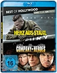 Company of Heroes + Fury - Herz aus Stahl (Best of Hollywood Collection) Blu-ray