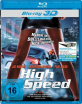 High Speed (2011) 3D (Blu-ray 3D) Blu-ray