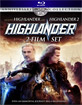 Highlander 2 Film Set (Highlander / Highlander II: The Quickening) (US Import ohne dt. Ton) Blu-ray