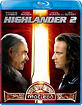 Highlander II: The Quickening (1991) (US Import ohne dt. Ton) Blu-ray