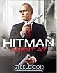 Hitman: Agent 47 - Exclusive Black Barons Fullslip Edition Steelbook #3 (CZ Import ohne dt. Ton)