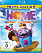Home - Ein smektakulärer Trip (Party Edition) (Blu-ray + UV Copy) Blu-ray