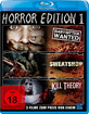 Horror Edition 1 Blu-ray