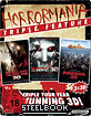 Horrormania Triple Feature - In Stunning 3D (Steelbook) (Blu-ray 3D) Blu-ray
