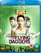 House of Flying Daggers (UK Import ohne dt. Ton) Blu-ray