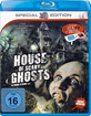 House of Scary Ghosts 3D (Classic 3D) Blu-ray
