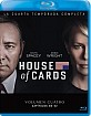 House of Cards: La Cuarta Temporada Completa (ES Import ohne dt. Ton) Blu-ray