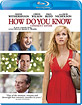 How do you know (CA Import ohne dt. Ton) Blu-ray