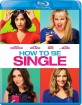 How to Be Single (2016) (Blu-ray + DVD + UV Copy) (US Import ohne dt. Ton) Blu-ray