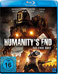 Humanity's End Blu-ray