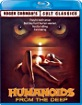Humanoids from the Deep (1980) (Region A - US Import ohne dt. Ton) Blu-ray
