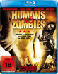 Humans vs. Zombies Blu-ray