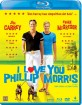 I love you Phillip Morris (Blu-ray + DVD) (DK Import ohne dt. Ton) Blu-ray