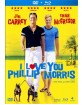 I love you Phillip Morris (Blu-ray + DVD) (FI Import ohne dt. Ton) Blu-ray