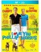 I love you Phillip Morris (Blu-ray + DVD) (SE Import ohne dt. Ton) Blu-ray