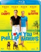 I love you Phillip Morris (FI Import ohne dt. Ton) Blu-ray