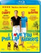 I love you Phillip Morris (SE Import ohne dt. Ton) Blu-ray