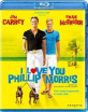I love you Phillip Morris (CH Import) Blu-ray