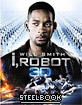 I, Robot 3D - Zavvi Exclusive Limited Edition Steelbook (Blu-ray 3D + Blu-ray) (UK Import)