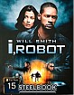 I, Robot (2004) 3D - Black Barons Exclusive #15 Steelbook (Blu-ray 3D + Blu-ray) (CZ Import ohne dt. Ton) Blu-ray