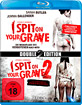 I Spit on Your Grave 1+2 (stark geschnittene Fassung) (Double2Edition) Blu-ray