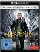 I am Legend 4K (4K UHD + Blu-ray + UV Copy) Blu-ray