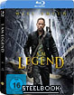 I am Legend - Steelbook (Erstauflage inkl. Biohazard-Sticker) Blu-ray
