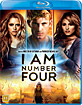 I am Number Four (DK Import) Blu-ray