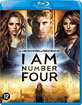 I am Number Four (NL Import) Blu-ray