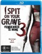 I Spit on Your Grave 3: Vengeance is Mine (AU Import ohne dt. Ton) Blu-ray