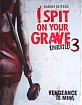 I Spit on Your Grave 3 - Limited Hartbox Edition (Cover B) (AT Import) Blu-ray