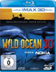 IMAX: Wild Ocean 3D (Blu-ray 3D) Blu-ray