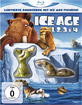 Ice Age 1-4 - Figuren-Set Blu-ray