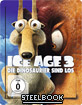 Ice Age 3 - Die Dinosaurier sind los 3D - Limited Lenticular Steelbook Edition (Blu-ray 3D + Blu-ray)