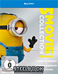 Ich - Einfach unverbesserlich 1+2 + Minions (2015) (3-Film Collection) (Limited Steelbook Edition) Blu-ray