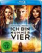 Ich bin Nummer Vier Blu-ray