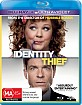 Identity Thief (2013) - Theatrical and Unrated (Blu-ray + UV Copy) (AU Import ohne dt. Ton) Blu-ray