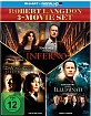 Illuminati + Inferno (2016) + The Da Vinci Code - Sakrileg (3-Filme Set) (Blu-ray + UV Copy) Blu-ray