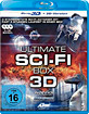 Immortal 3D + Battleforce 3D + The Ark 3D (Ultimate Sci-Fi Box 3D) (Blu-ray 3D) Blu-ray
